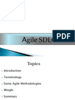 Agile Software Development Cycle