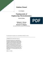 Moran-Thermodynamics