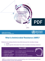 Resistencia Bacteriana..AMR Report Web Slide Set