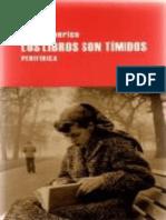 Los Libros Son Timidos - Giulia Alberico