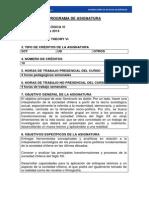 Programa Teoría VI 2014 arreglado+bibliografía (1)