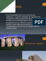 Clase 2. Arquitectura e Ingenieria en La Historia