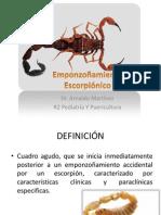 Enveneamiento escorpionico