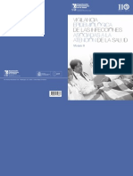 Vigilancia Epi Infecciones Modulo III 2012