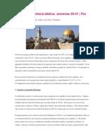 Israel en La Profecía Bíblica