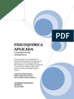 FISICOQUIMICA APLICADA