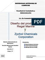 Regal Marine y Zychol Chemicals Corporation