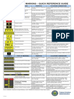 Airport Quick Reference Guide Markings