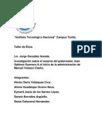 Trabajo Periodicos SABINES- MANUEL