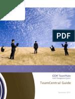TeamCentral User Guide