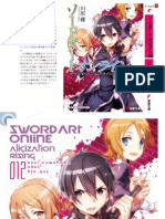 Sword Art Online Volume 12 - Alicization Rising [v2]