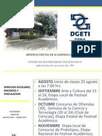 Academia Inicial 2014-2015