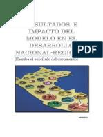 Desarrollo Regional