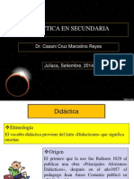 Didactica CTA Nuevo Llika