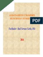 8.2 Almacenamiento y Transporte de Derivados [Modo de Compatibilidad]