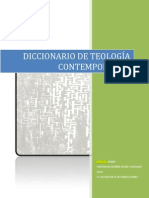 Diccionario de Teologia Contemporanea-Bernard Ramm