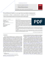 The Pelvifemoral Rhythm in Cam-type Femoroacetabular Impingement