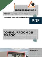 Configuracion Del Espacio - Analisis Arquitectonico IV
