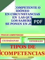 6. TIPOLOGÍA DE LAS COMPETENCIAS.ppt