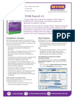 Whats New Payroll 3 MY