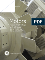 MV & HV Motors