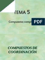 Tema 5 Complejos Parte 1
