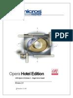 1302-Opera v2R2-Single Server Install
