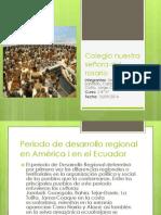 Exposicion Periodo Regional