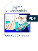 Geologist Workbook Spanish
