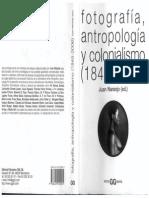 Fotografìa, Antropologìa y Colonialismo, Juan Naranjo