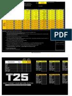 T25 Nutrition Plan Pdf