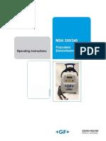 MSA Processor Operation Manual (6)(3)