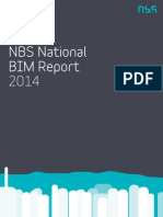 NBS National BIM Report 2014