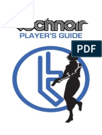 Technoir Players Guide