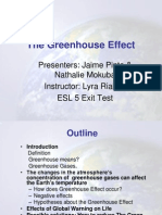 Greenhouse Effect Jammi Natali