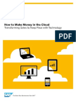How to Make Money in the Cloud