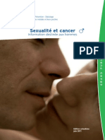 Sexualite Cancer Homme