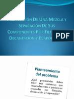 Separacón de Mezclas (1)