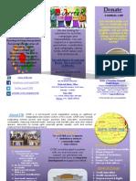 iCFDR NGO Brochure