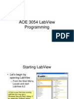 How to Labview
