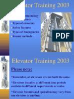 Elevator 2003