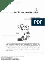 Lean Manufacturing La Evidencia de Una Necesidad 10 to 25
