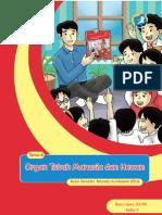 Buku Guru Kelas 05 SD Tema 6 Organ Tubuh Manusia Dan Hewan