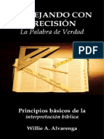 Manejando Con Precisic3b3n La Palabra PDF Digital1