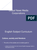 Global News Media Corporations (2)