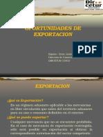 OPORTUNIDADES DE EXPORTACION 13-10-2011.ppt