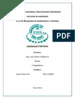 Monografia Fortran