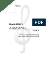 Armonie Teste III