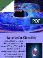 Bases de La Revolución Científica