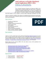 IPDCA - 2014
